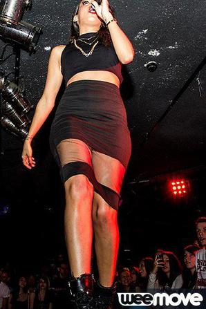 Tal en Showcase au Macumba le 20/04/13