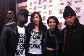 TAL aux Trace Urban Music Awards le 14/05/13