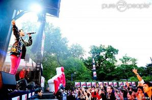 TAL au NRJ in the park le 30/05/13