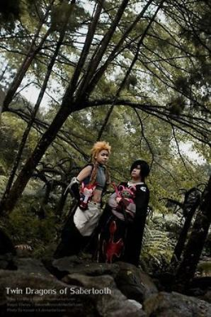 Cosplay {Fairy Tail partie 7}.