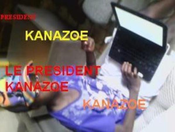 PRESIDENT KANAZOE