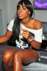 Kelly Rowland fashion Look