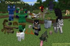 Mod Minecraft mo'creature