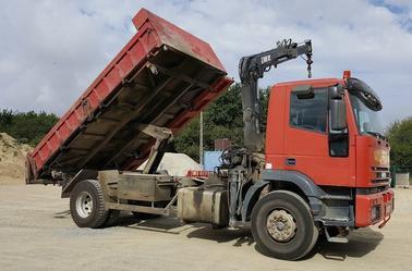 Camion IVECO Eurotraker