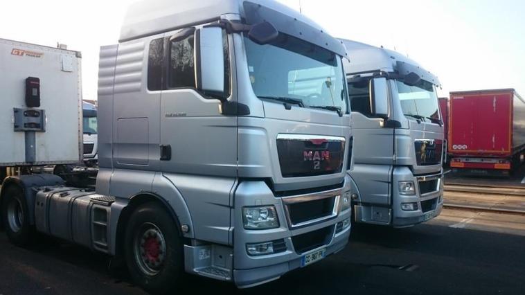 MAN TGX 480 XLX   EURO 5