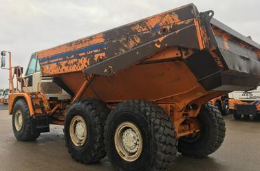 dumper Caterpillar D730