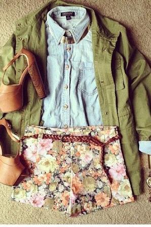 Votre tenue idéale ? <3