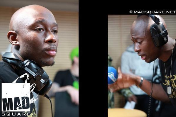DJUBAY - FUN RADIO avec DJ DADDY K & 13 HOR (2011)
