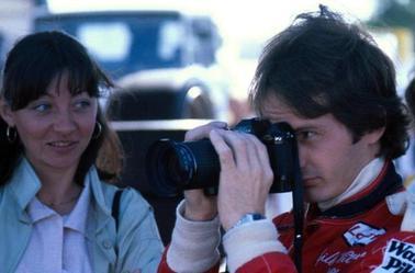 Gilles et Jacques Villeneuve - Joann et Gilles