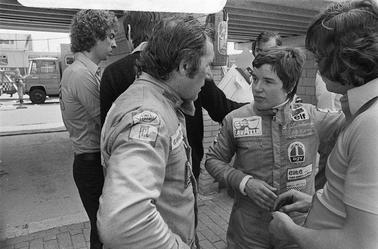 Niki Lauda et Ronnie Peterson - Vittorio Brambilla et Lella Lombardi (1976)