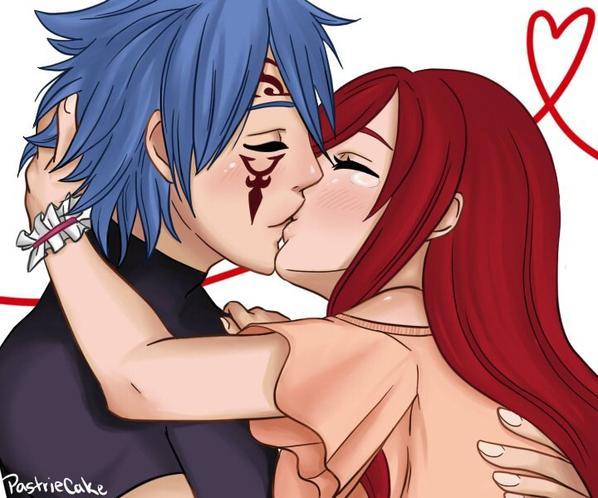 I love you Erza!!!<3 <3
