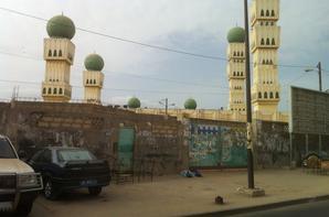 Visite de Dakar