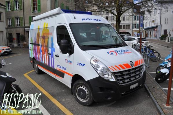 Police Nyon Région