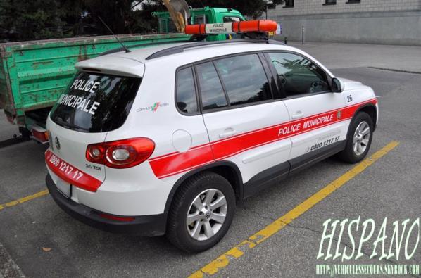 Police Municipale de Meyrin