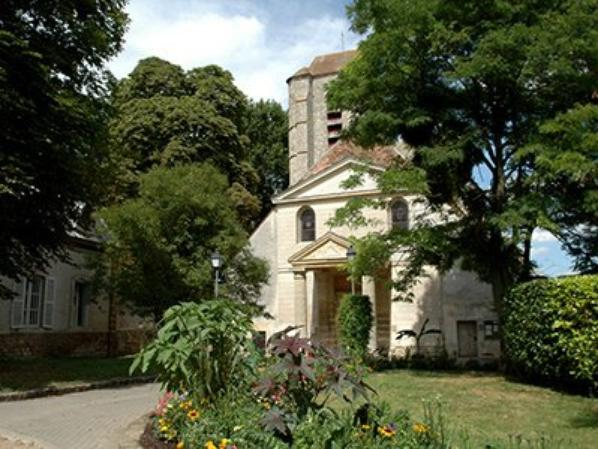Notre église inaugurée le 25 Août 1394!
