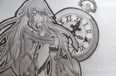Tuto du dessin d Alice ^3^