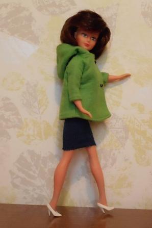 Ce n'est pas la préférée des collectionneuses, mais j'ai eu un coup de c½ur pour cette Tressy! Je vais devoir lui trouver une tenue pour être un peu plus présentable!