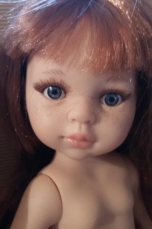 Bonsoir, les deux poupées Paola Reina ont été adoptées!