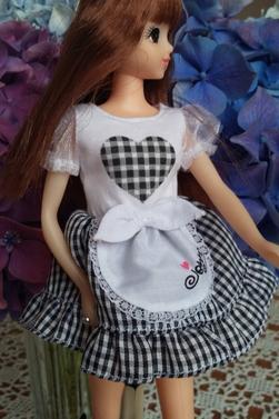 Nouvelle tenue pour ma petite Jenny!