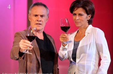 Corinne Touzet  et   Fred Nony   /  SOIF