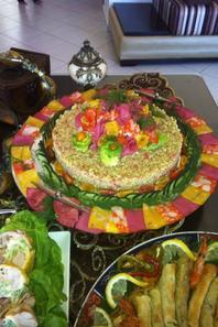 La Gastronomie Magique de Mme Soumia