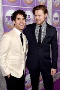 Hier soir à eu lieu The Family Equality Council's LA Awards dinner avec la présence de Chord, Darren