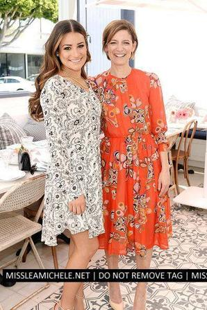 Lea - 'The Glamour's Game Changers Lunch' - [20/04/2016].