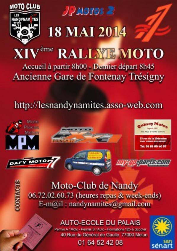 14ème Rallye des Nandynamites
