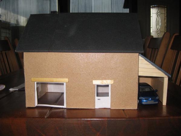 ma maison au 1/32 donner vos inprésion