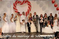 Salon du mariage 2013 à SELESTAT