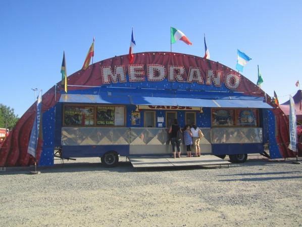 reportage cirque Medrano a Niort 3