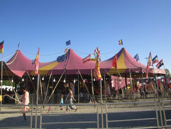 reportage cirque Medrano a Niort 8