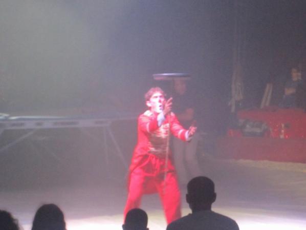 reportage cirque Medrano a Niort 17