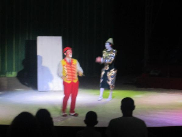 reportage cirque Medrano a Niort 26