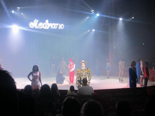 reportage cirque Medrano a Niort  28