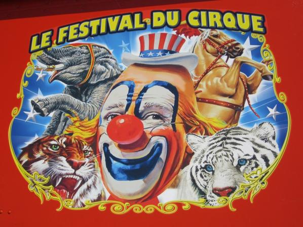 reportage cirque Gille Fratellini