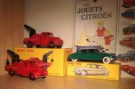 Reproduction Citroën U23 Dinky Toys
