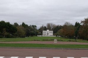 Le jardin d'Ypres au Touquet (62)