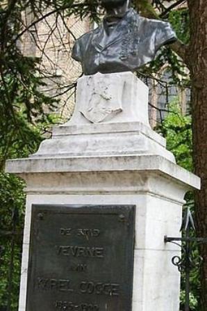 les figures historiques Karel Cogge