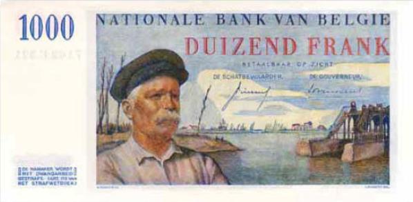 les figures historiques :Hendrik Geeraert