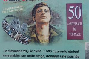 50 eime anniversaire du tournage de week end a Zuydcoote