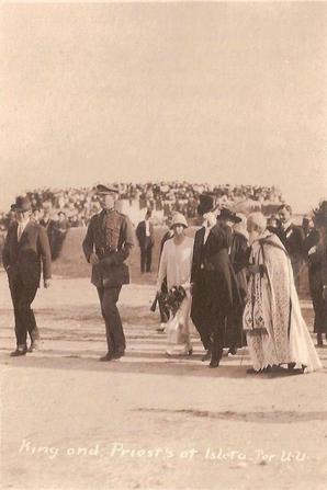 Le Roi Albert Ier roi de Belgique pendant la premiere guerre mondial .