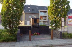 Belgique : mémorial des tank à Ypres Salient