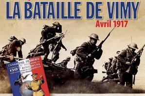 Bataille de la crête de Vimy