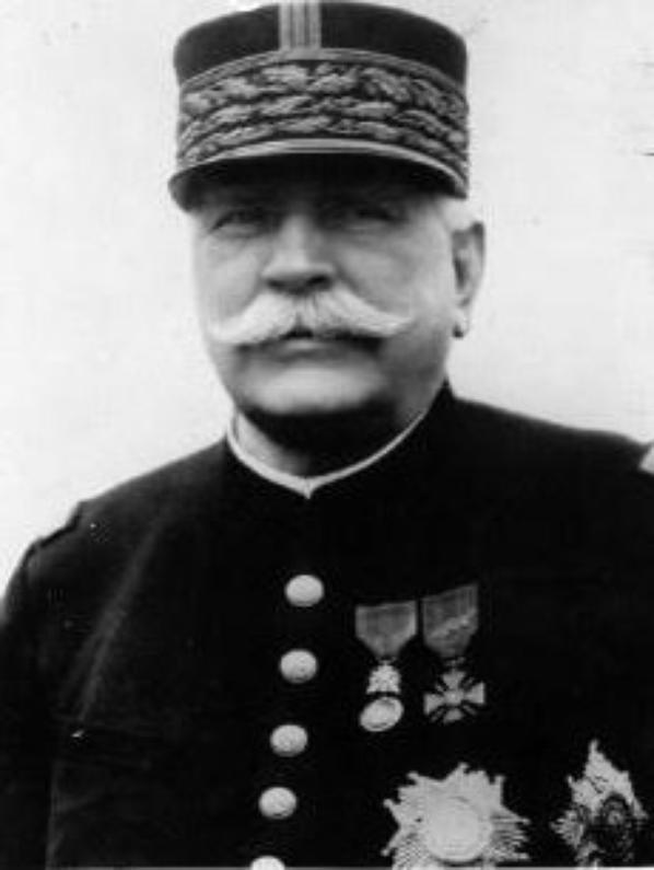 Les pires stratégies de la Grande Guerre de Foch (la bataille de Morhange)