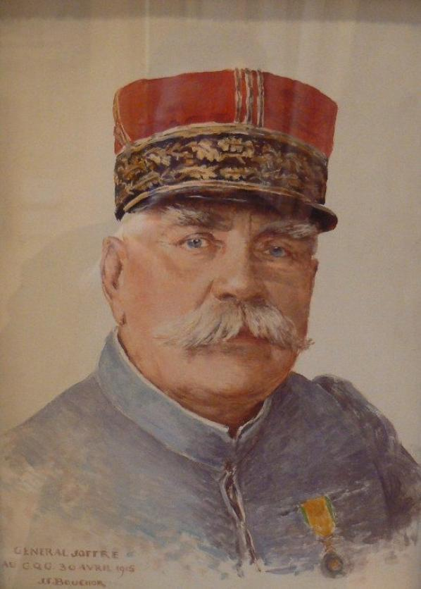 Les pires stratégies de la Grande Guerre de Foch (la bataille d'Artois)