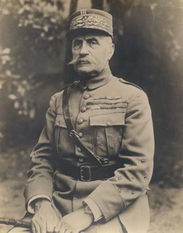 Les pires stratégies de la Grande Guerre de Foch (la bataille de la Somme)