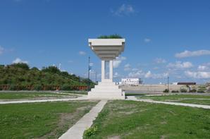 monuments prés du musée de dunkerque