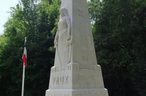 Vaux, un village au c½ur de la bataille de Verdun (55)