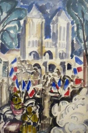 François Flameng (peintre)